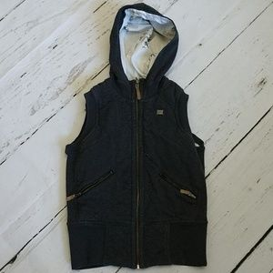 Nike Quilted Hooded Vest